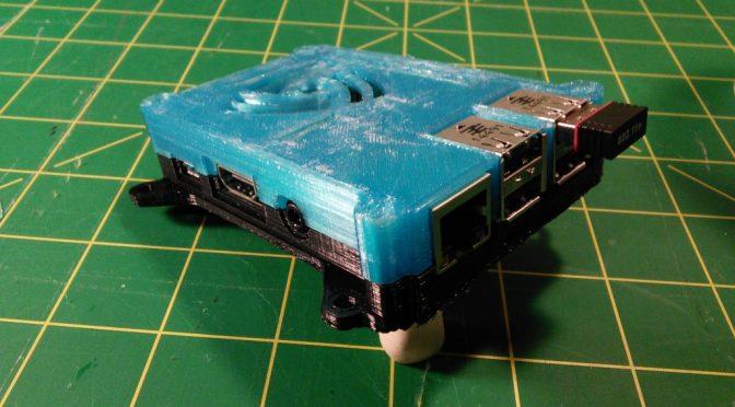 3D Printing a Raspberry Pi Case