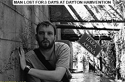 Ham Radio Humor - Lost at Dayton