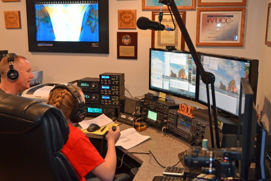 ARRL Rookie Roundup SSB - A First Contest