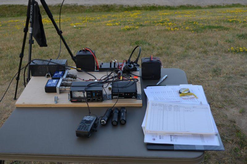 Sat Station Equipment