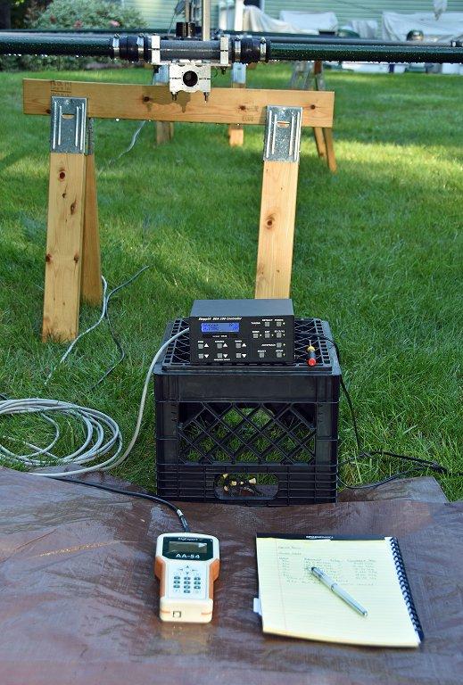 Antenna Projects - Ground Test Setup