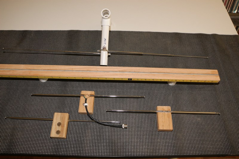 Yagi Antenna - Lego Antenna Parts and Receiver Antenna