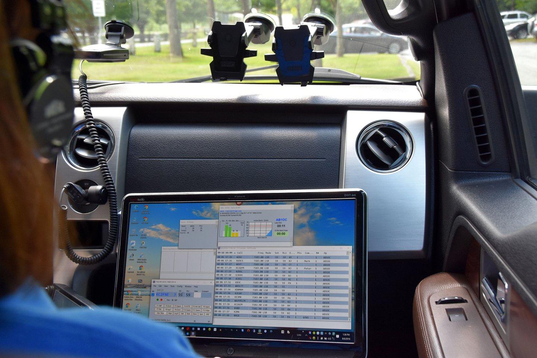 Mobile HF at Saint-Gaudens 4