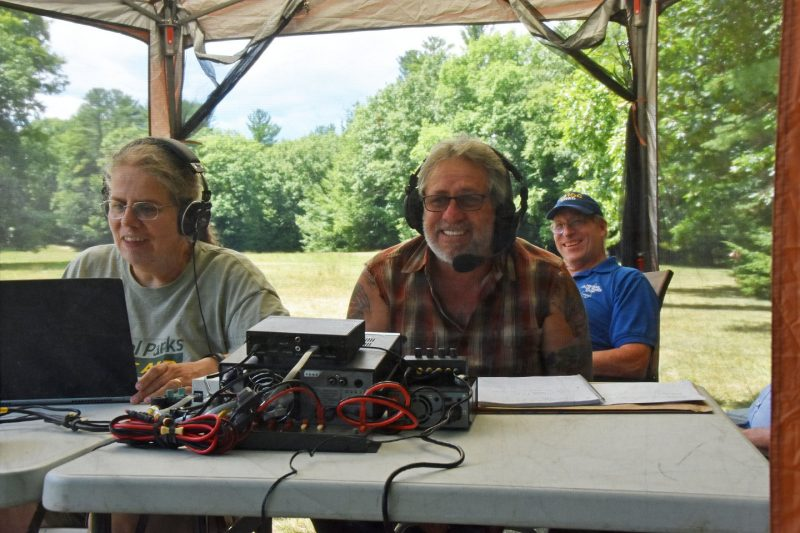 Learn About Our Club - National Parks On The Air Activation