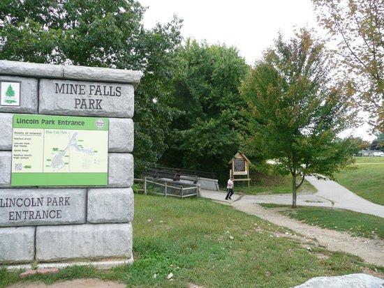 Mine Falls Park