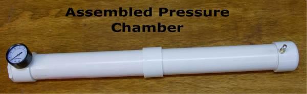 Antenna Launcher Pressure Chamber