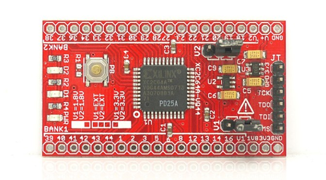 Parts Store On A Chip (CPLD / FPGA) – CPLD's in the Shack