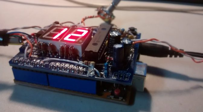 Arduino Project Display Add-on