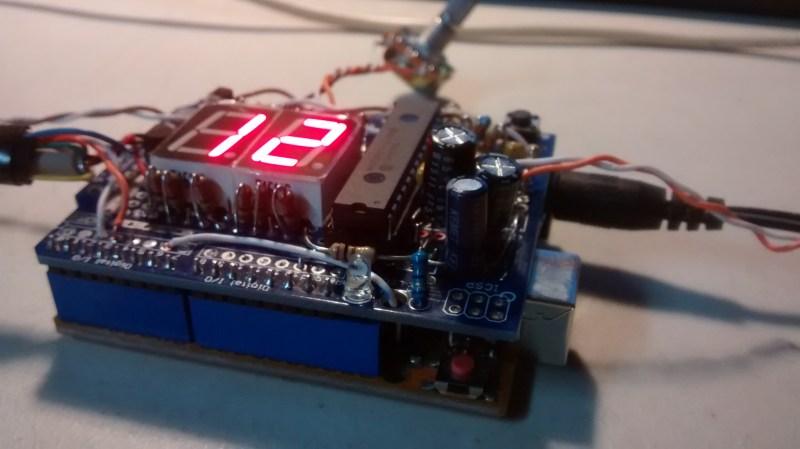Ham Radio Arduino Based Display