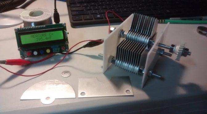Homebrew Variable Capacitor