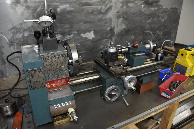 Machine Lathe at Makeit Labs