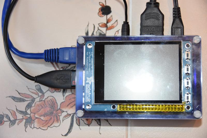 Ham Radio Raspberry Pi Project - DX Alarm Clock Hardware