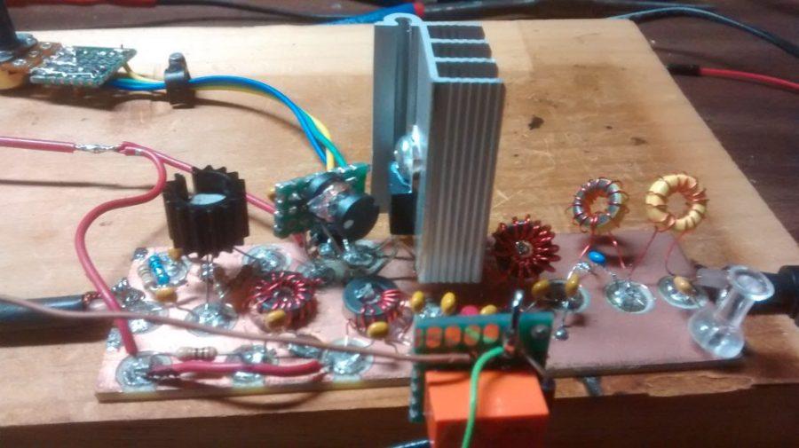 BitX20 Power Amplifier