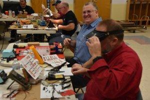 Oscilloscope Kit Builders