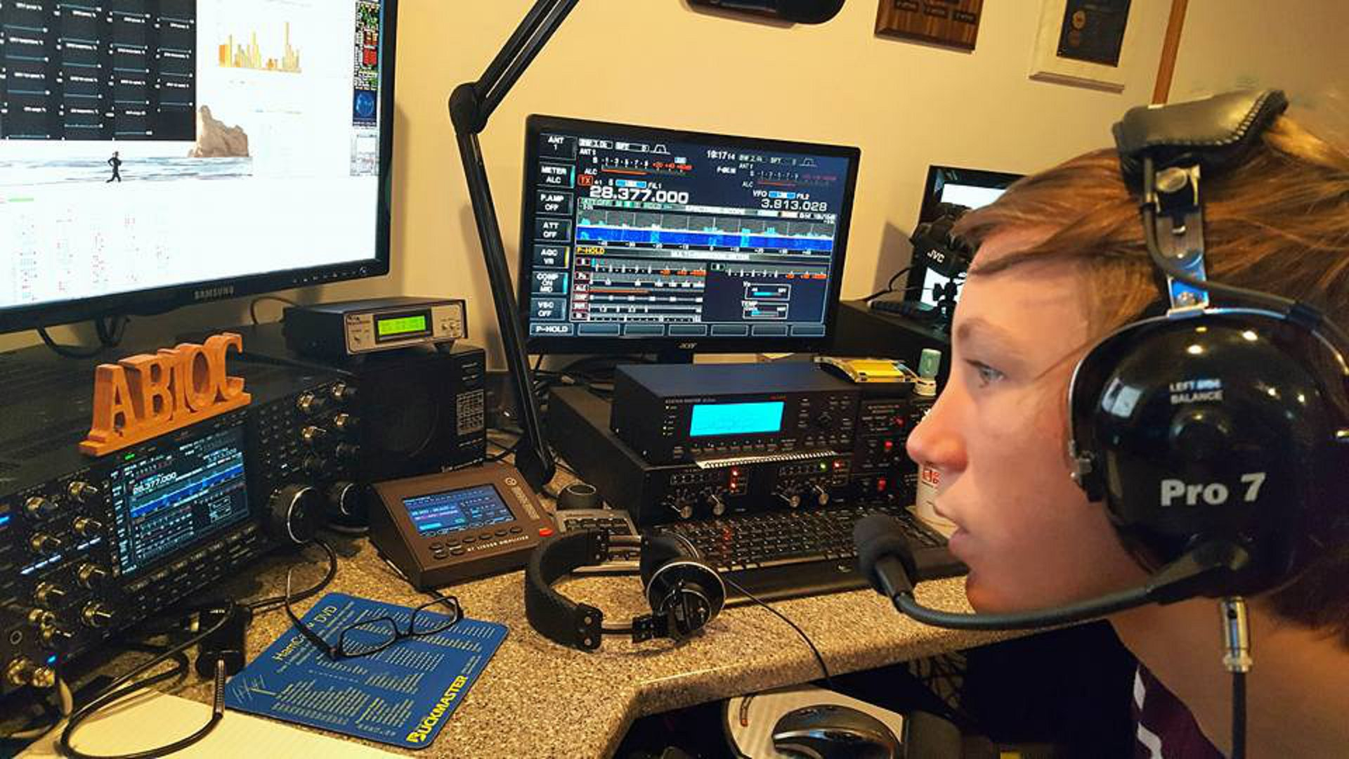 Connor Operating 2