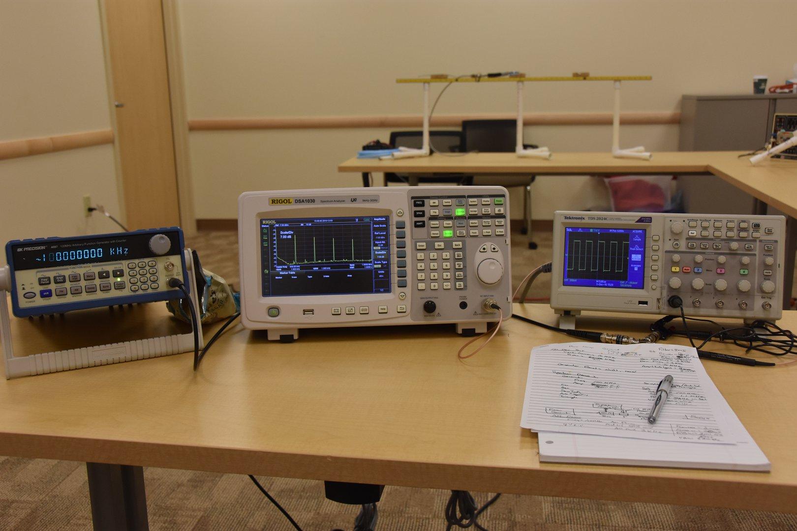 Waveform Spectrum Demo