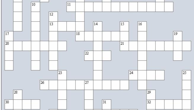 HAM Manufacturer Puzzle