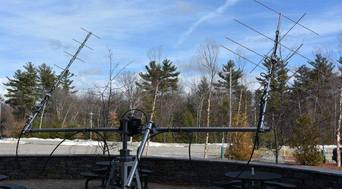 LEO Satellite Contacts - Antennas