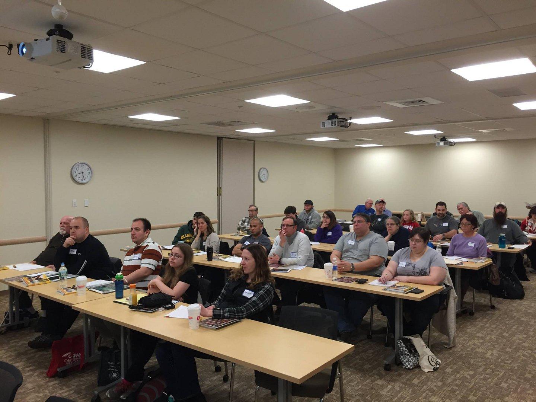 Spring 2016 Tech Class