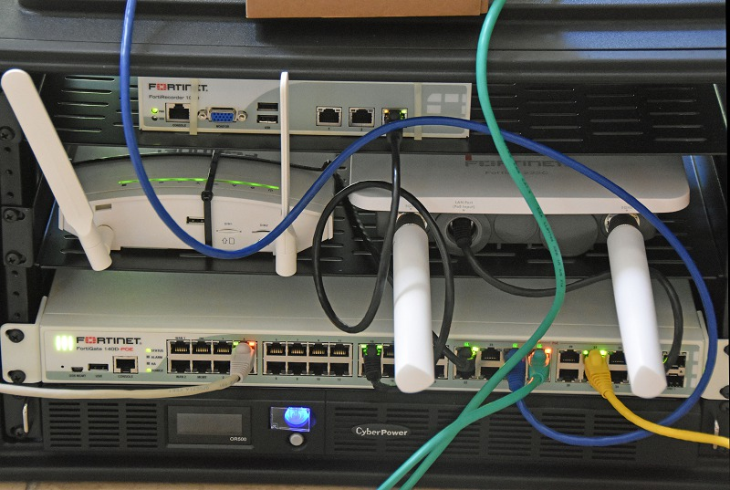 IT Test - Field Day Networking System