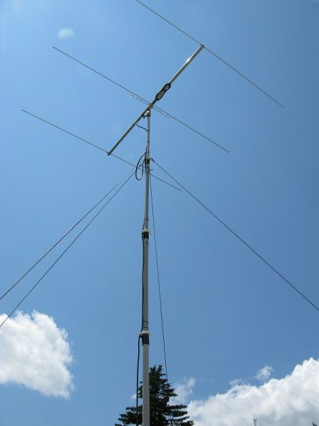 6m Portable SOTA Antenna
