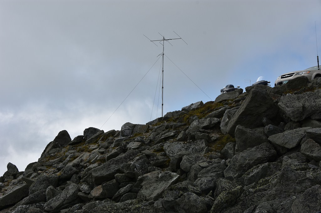 Antenna on the Mountain 3