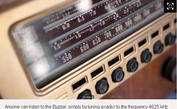 Ghostly Radio Station