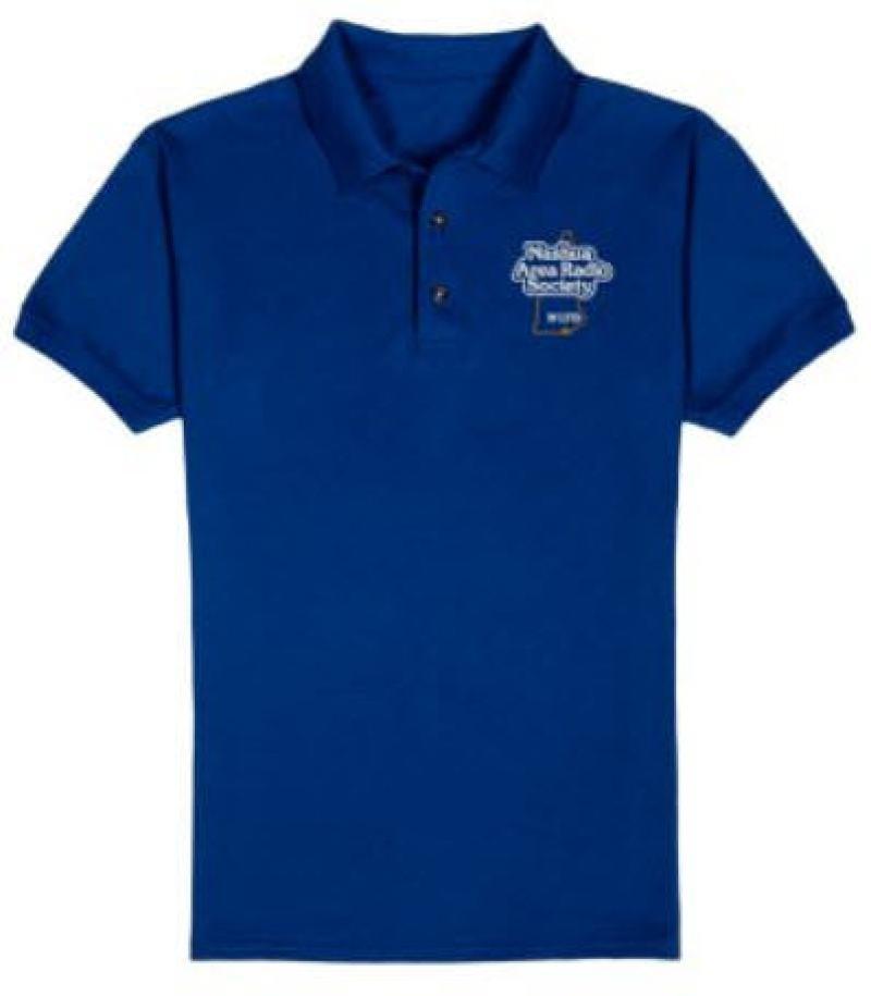 Nashua Area Radio Society Logowear Shir