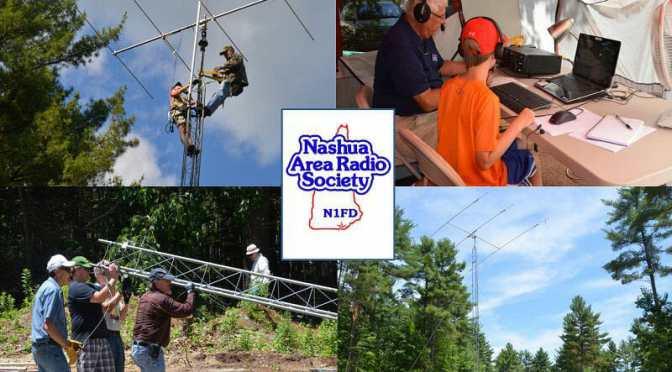 State of the Nashua Area Radio Society