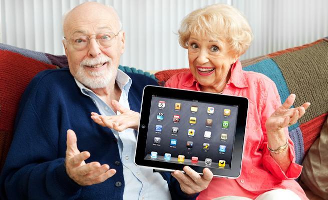 متصفحات الأندرويد لكبار السن