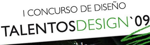 I Concurso de Diseño Gráfico, Talentos Design