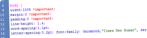 Hartija, framework CSS para imprimir tu página web