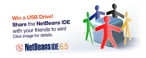 Consigue un PenDrive de 2Gb totalmente gratis a través de NetBeans
