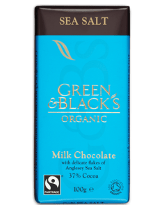 Green & Blacks Sea Salt Chocolate