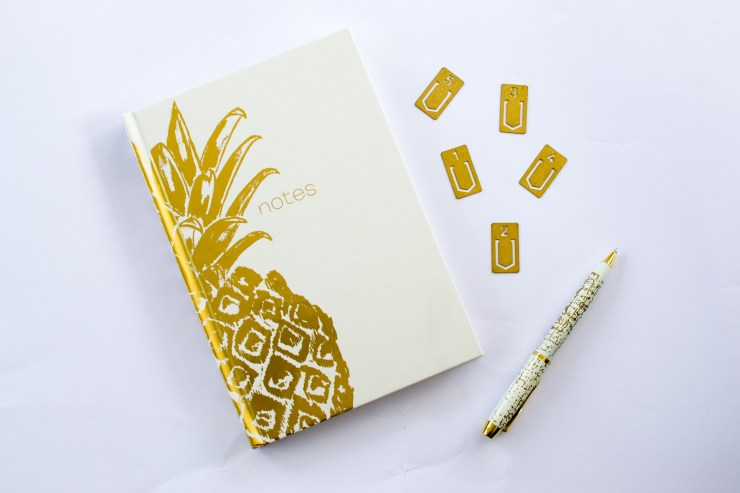 Laura Ashley Pineapple Stationary-12