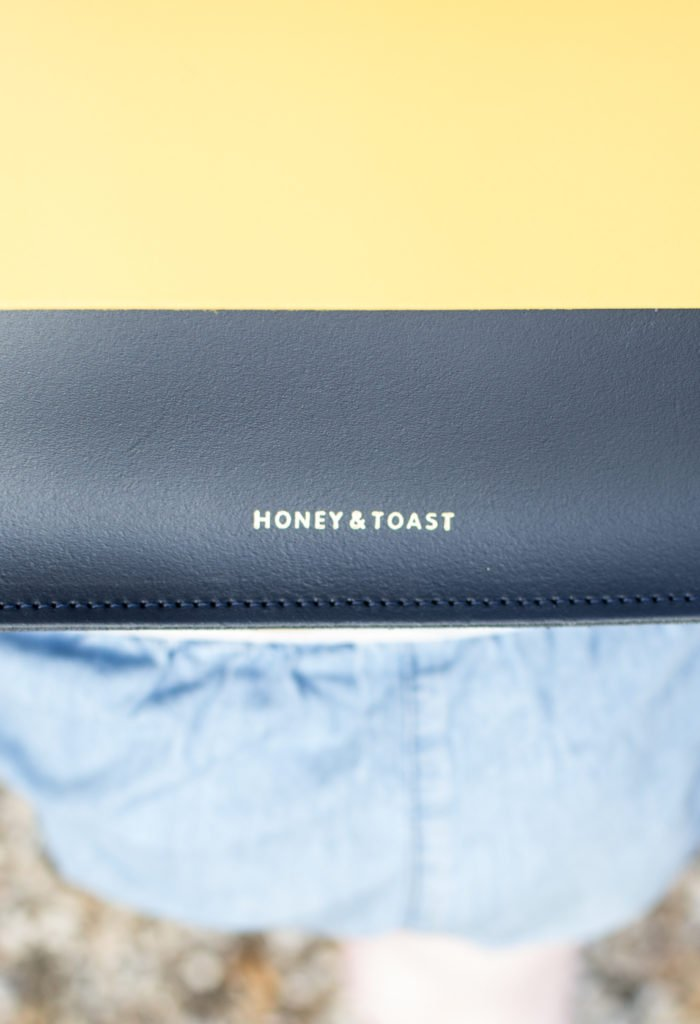 Honey & Toast Ellison Satchel