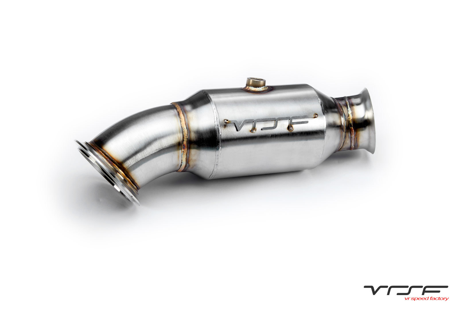 vrsf n55 downpipe upgrade for 2012