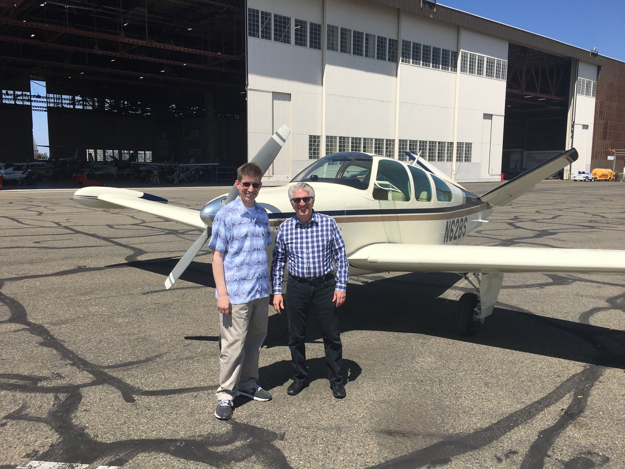 Searching for the Perfect Bonanza – N62BS