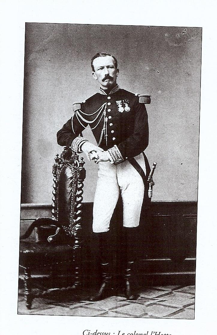 General Alexis L'Hotte