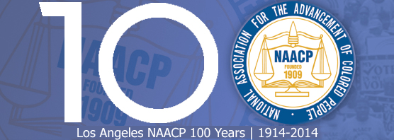 NACCP 100 Logo