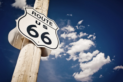 Travel on Route 66