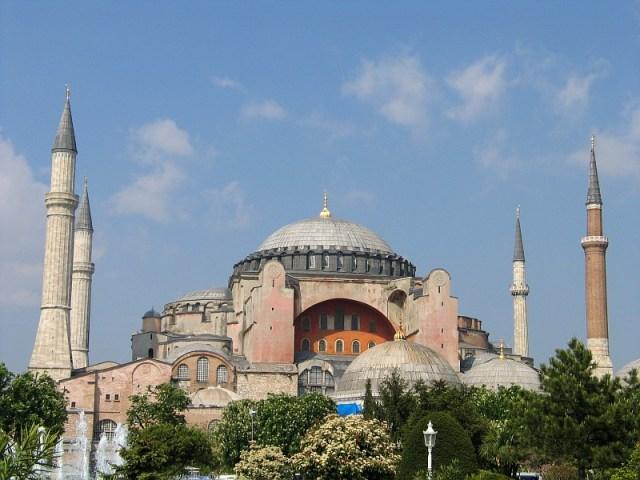 Beautiful Buildings in Turkey