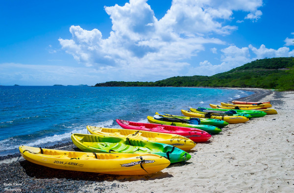 Top Sea Kayaking Destinations in the World