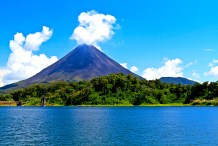 Arenal Vulkan in Costa Rica (Foto: Colin Young | iStockphoto | Thinkstock)
