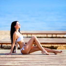 Sexy Beachgirl