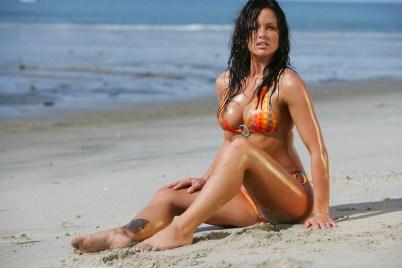 Sexy Strandgirl