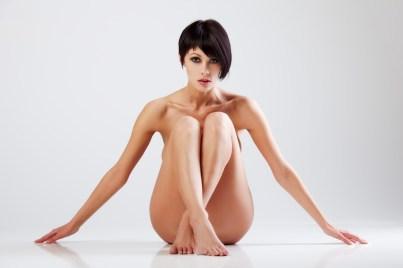 Sexy Yoga-Girl