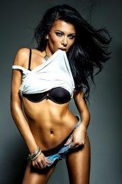 Sexy Skinny Girl