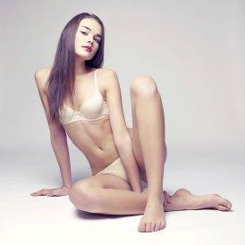 Sexy zartes Teenygirl