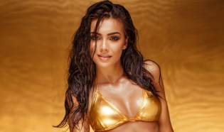 Sexy Gold-Girl